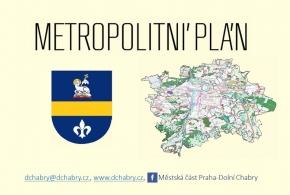 Metropolitní plán prezentace 1