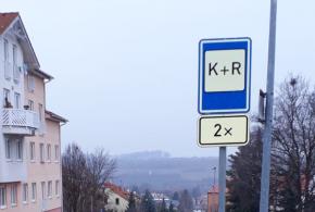 K+R v ulici U Václava
