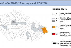 Rizikové skóre COVID-19